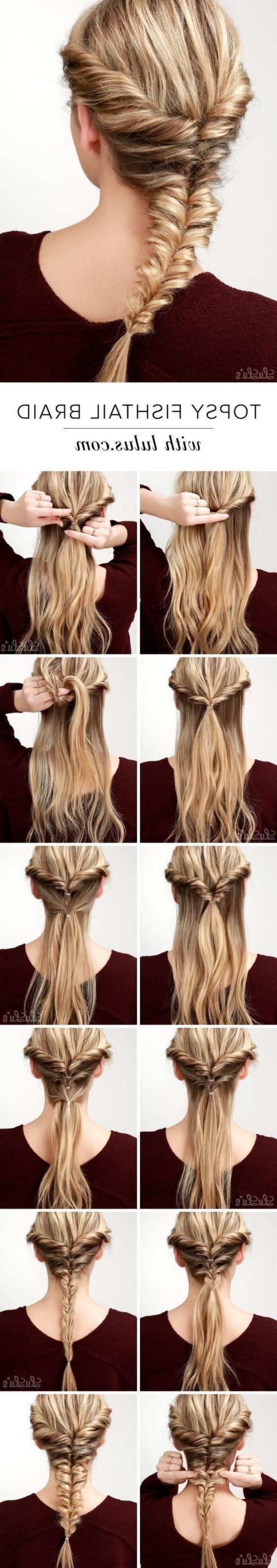 10 süße geflochtene Frisur Ideen - Frisuren Haare - # Chirurgie #Stile # Geflochtene #s Ideen - #neu