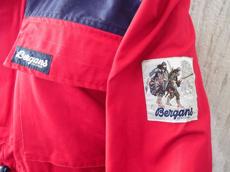 Vintage BERGANS of NORWAY JACKET by SweetSpicyVintage on Etsy