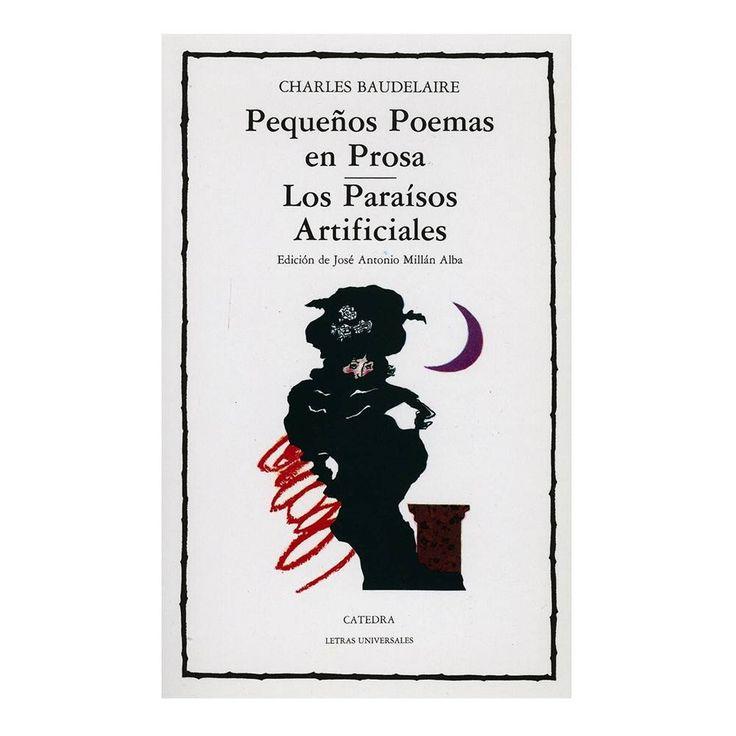 """En esta edición, junto a"""" Pequeños Poemas en Prosa"""" , aparece"""" Los Paraísos Artificiales"""" . Si la primera es un reflejo de la vida parisina,"""" tan fecunda en asuntos poéticos y maravillosos"""" , la segunda es todo un culto al placer como expresión de una vitalidad en la que está implícito el germen de la destrucción del propio placer: la degeneración y la podredumbre."""