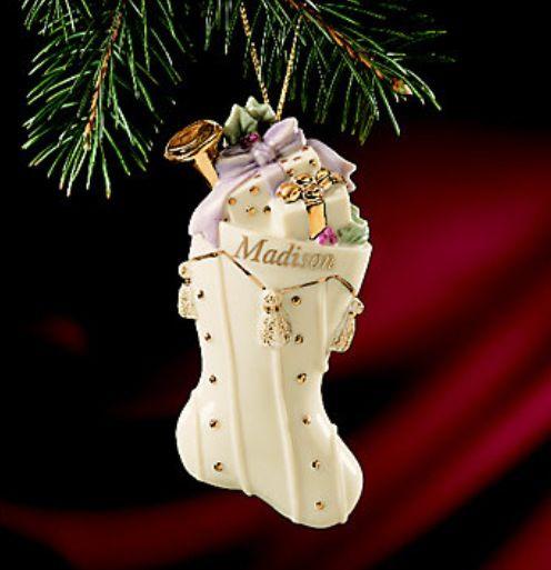 384 best Lenox Christmas Ornaments images on Pinterest  Lenox