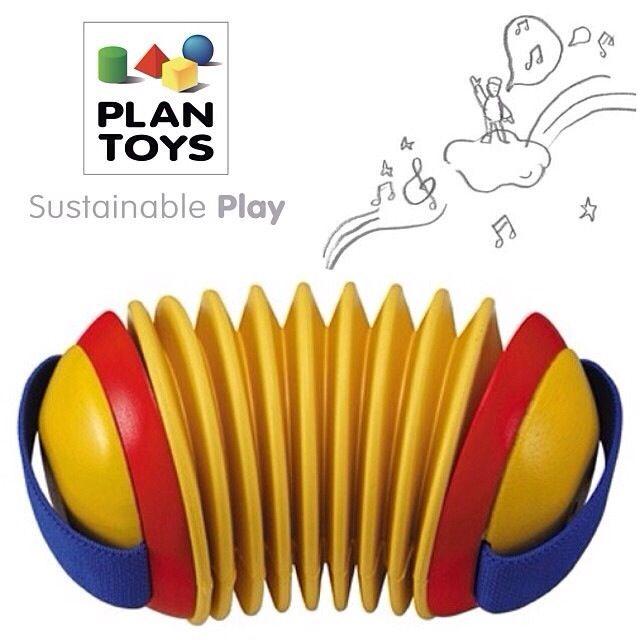 PlanToys Akordeon