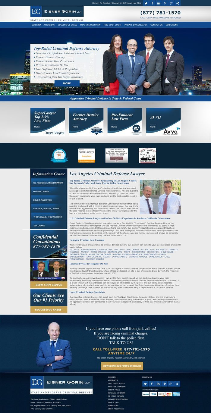 Today We Deliver You A Roundup Of 22 Law Firm Web Designs For Your Inspiration Most Of The Attorney Websites In The Inter Law Firm Website Law Firm Web Design