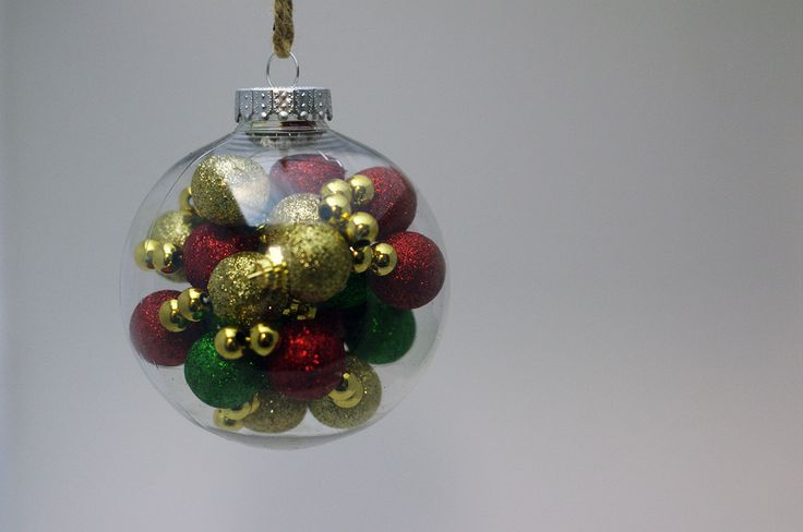 Christmas Bauble, Christmas Ornament, Shatterproof Christmas Bauble by AsymmetricalBalance on Etsy