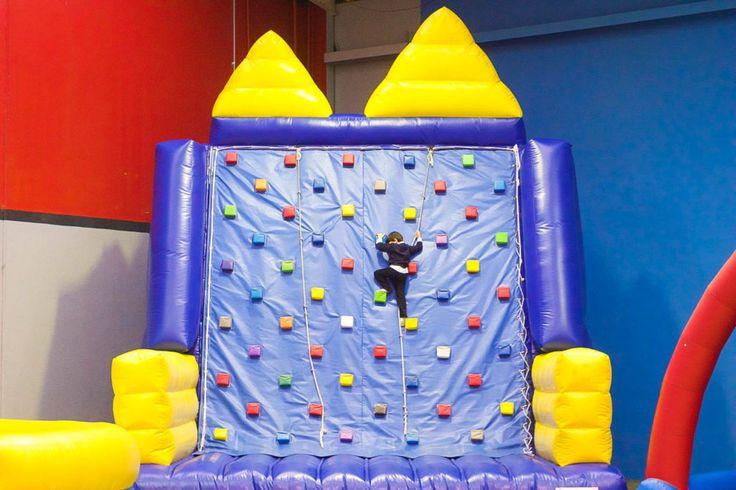 HOT: Airodrome, Westgate Sports & Leisure Centre, cnr Grieve Pde & Doherty's Rd, Altona North http://tothotornot.com/2014/06/airodrome/
