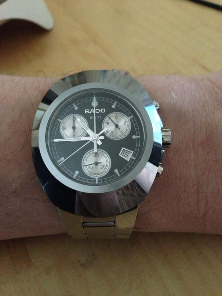 Rado Diastar Chronograph 541 0638 3 Watches Pinterest