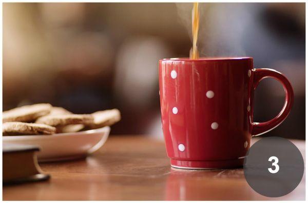 TEST osobnosti: Z ktorého hrnčeka by ste si dali čaj?   Diva.sk  3. Ste citlivá a vnímavá vo vnútri ale silná navonok. Rada snívate, ale ak vám do života prídu prekážky, dokážete ich riešiť efektívne a s nadhľadom. S obľubou pomáhate ostatným a neznášate nespravodlivosť. Aj preto sa na vás ľudia často obracajú s prosbou o radu či pomoc.