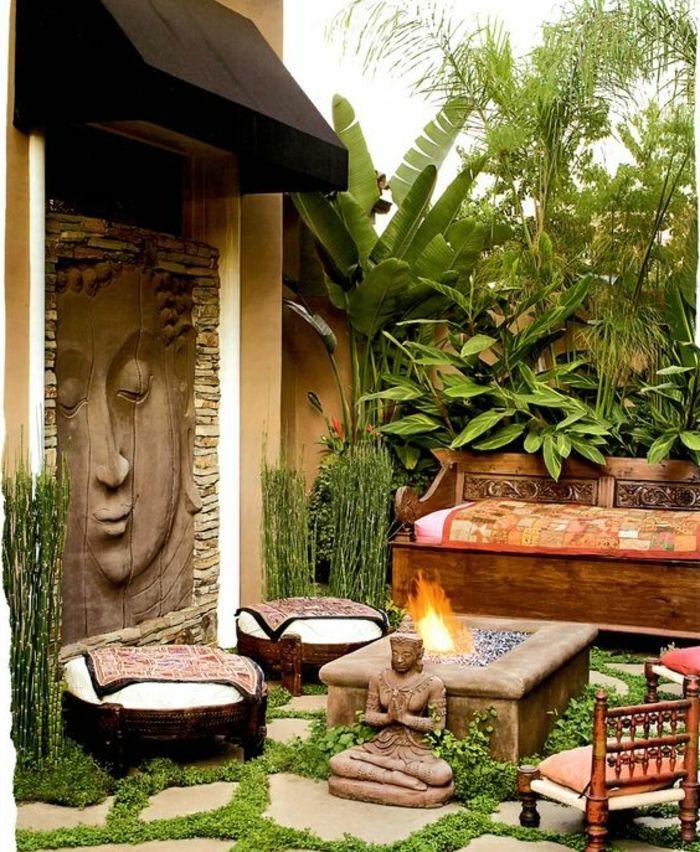the 25 best statue bouddha jardin ideas on pinterest guy amour ami trucs mignons japonais. Black Bedroom Furniture Sets. Home Design Ideas