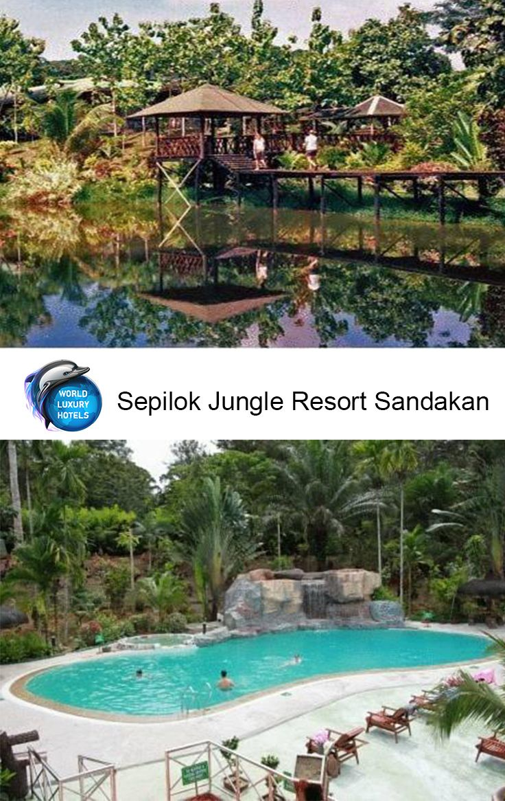 Sepilok Jungle Resort Sandakan #Hotel #Resort #Malaysia
