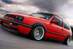 «Golf 3 Stage 3, Red Devil #vwmeet #vw #volkswagen #golf #mk3 #mk3gti #stage #red #perfect #cool #wheels #roling #road #trip #oem #tuning #car #vwfan…»