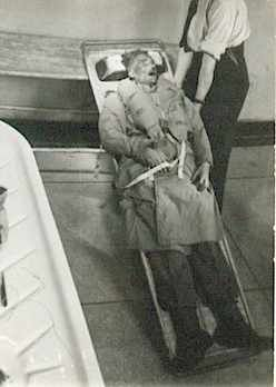 During World War II, it seems that the Allies were willing to experiment with just about anything that could potentially help them win the war. Including a stink bomb. That idea was canned after researchers couldn't keep the person using the weapon from getting sprayed by it.Another utterly bizarre—although entirely effective—idea was to disguise the corpse of a homeless man (pictured) as a high-ranking Royal Marines officer, with a briefcase full of fake top-secret files attached to his...