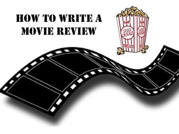 Best Writing A Movie Review Images On   Writing