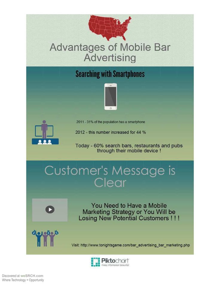 Engage your potential customers through mobile bar advertising