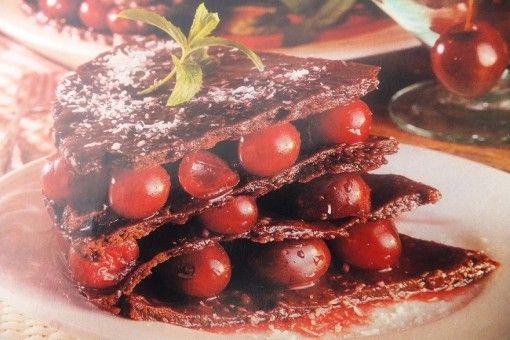 Vişneli bisküvi pastası nasıl yapılır