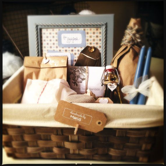 Housewarming Gift Basket (custom Design)