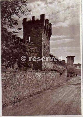 lastra signa via xxiv maggio (mura castellane)