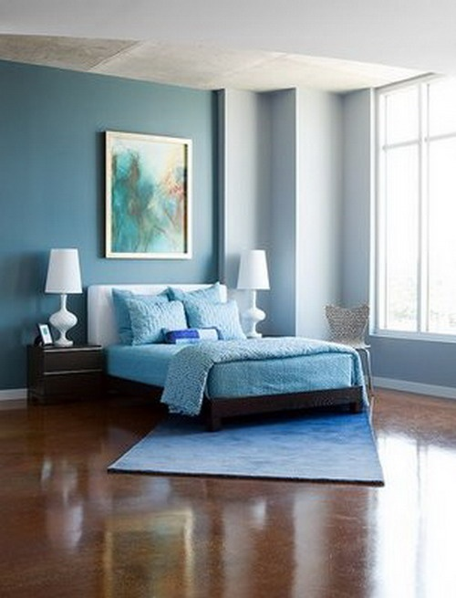 Best Blue Bedroom Project Images On Pinterest Bedrooms Home
