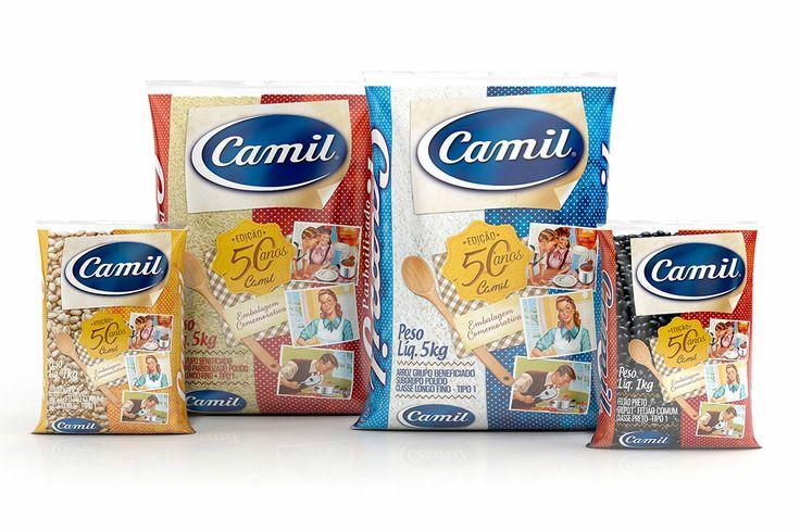 Camil | Spice Design | Brasil