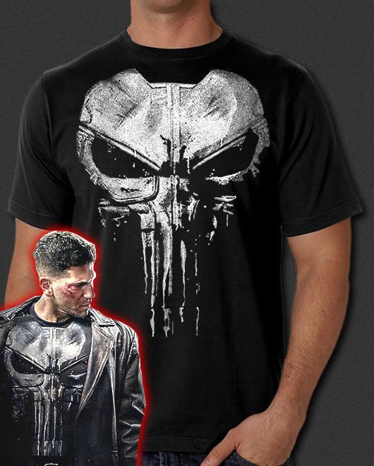 84fe1ac7b The Punisher New Skull Cool Design Mens Size S - 2XL  fashion  clothing   shoes  accessories  mensclothing  shirts  ad (ebay link)