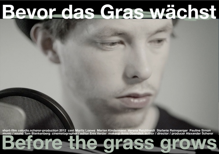 Before the grass grows - Bevor das Gras wachst - Short Film Corner - Cannes Film Festival 2013  During the Second World War, German soldiers were tapped in English and American camps in their private conversations. The unbearable life of the soldiers is revealed. The atrocities of their ruthless actions are casually narrated alongside the care and warmth expressed in their letters to their loved ones at home.   #Cannes2013 #FilmFestival