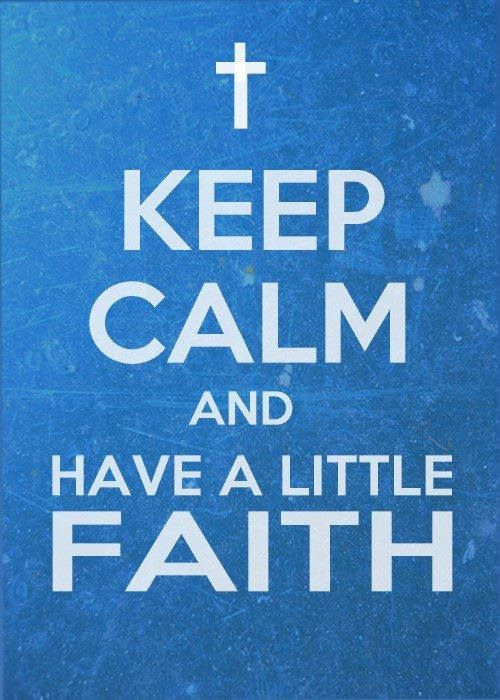have a little faith essay Get an answer for 'in the book have a little faith compare and contrast the reb and pastor henry how are their stories similar, different' and find homework help for other have a little faith: a .
