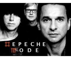 приму в дар билет или денежку на Depeche Mode в Москве летом 2017! http://gold-pike.ru/index.php?page=item&id=296  если кому не жалко, свяжитесь со мной, пожалуйста) Хоть концерт и летом, но билеты разбирают, как горячие пирожки и покупать надо уже сейчас, а мне катастрофически не хватает денег на покупку билета даже самого дешевого, тк все средства уходят на квартиру.  Мечтаю на них уже 10 лет попасть, совсем недавно я из Перми ради этого  переехала в Москву! Сами понимаете, дяденьки они…