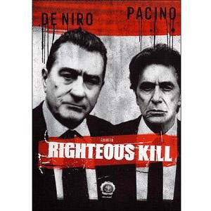 Righteous Kill (Widescreen)