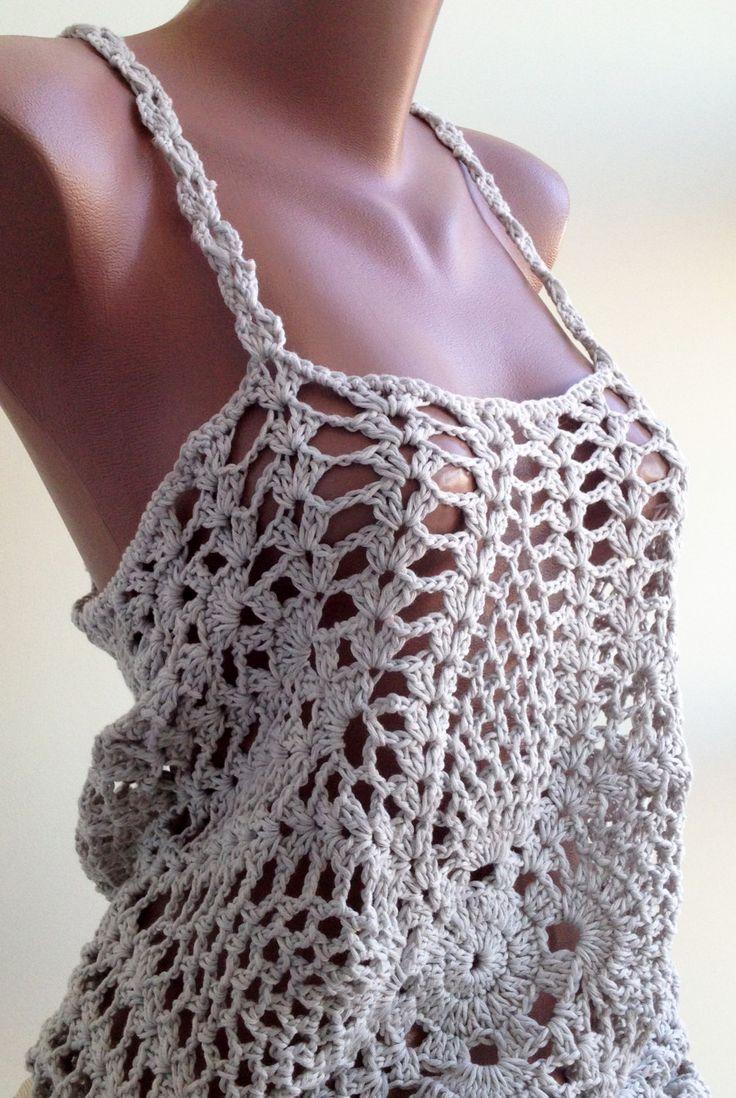 120 besten crochet shirts Bilder auf Pinterest | Strick, Häkeln und ...