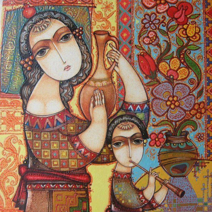Армянская открытки, анимашки