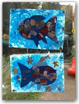 The Rainbow Fish - Here Come the Girls