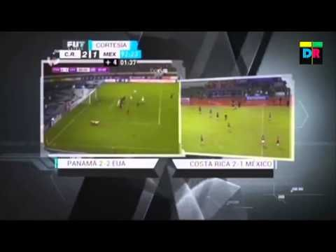 ▶ Christian Martinoli festeja el gol de Estados Unidos y le da con todo a México - YouTube