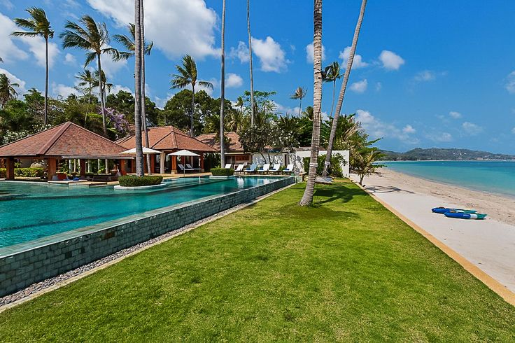 Check out this amazing Luxury Retreats beach property in Koh Samui, with 6 Bedrooms and a pool. Browse more photos and read the latest reviews now.