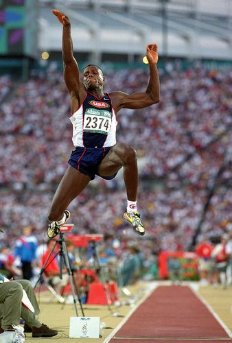 July 29, 1996 – Carl Lewis wins 9th Olympic gold medal