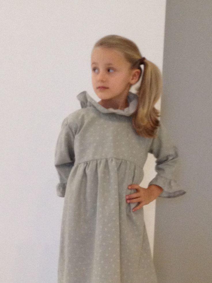 Petits riens du bonheur  abbigliamento donna e bambino  disegnato e prodotto Chiara Bortolato Design collezione AI 2014/2015