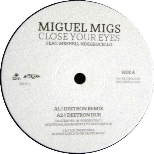 Miguel Migs feat. Meshell Ndegeocello - Close Your Eyes