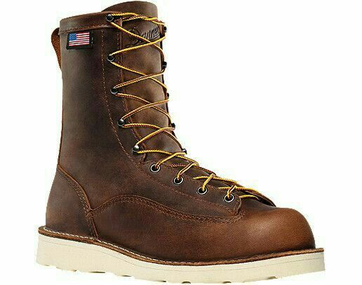 Danner - Bull Run Brown Cristy - Work - Product