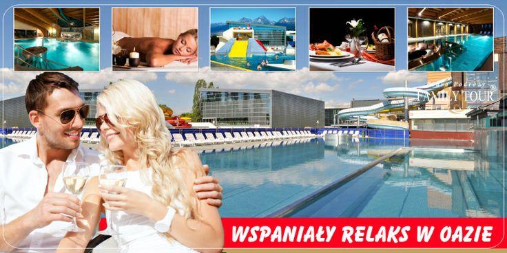 Kompleksowy pakiet http://familytour.pl/slowacja-poprad-baseny-termalne-gorace-zrodla-wgorach-wypoczynek-wczasy-ferie-urlop-wakacje-spa-stolica-slowackich-tatr.html