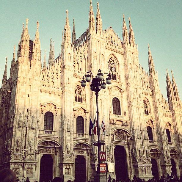 Il Duomo di Milano, Italy