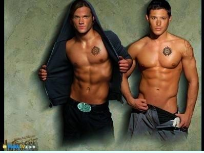 Jared Padalecki and Jensen Ackles: Eye Candy, But, Winchester, Sexy, Supernatural, Jared Padalecki, Jensen Ackles, Dean O'Gorman, Hot