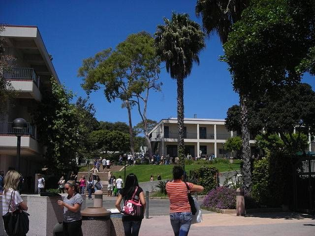 #1 Community College in the U.S.- Santa Barbara City College  (rating by the Aspen Institute) Lindsey's Alma Mater