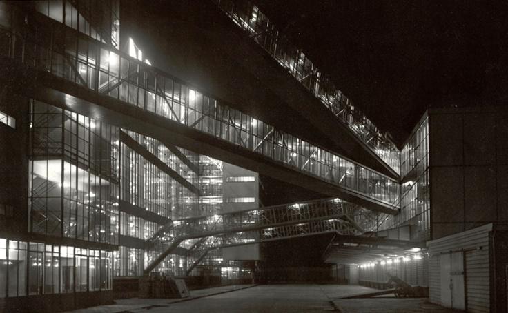 Van Nelle factory, Rotterdam, the Netherlands
