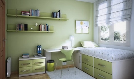 Cafe Kids Bedroom Furniture