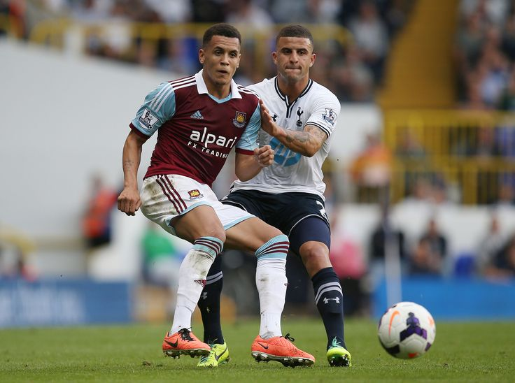 Spurs hammered by West Ham with Ravel Morrison in fine form.