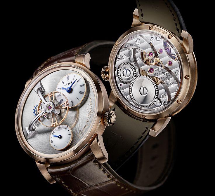 Les nouveautés 2014 des montres MB&F - MB&F LM101