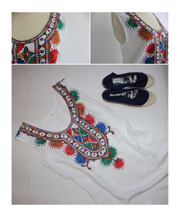 New Outfitt!! Beautiful cotton dress, hand embroidered  ‪#‎coolturaTrends‬ ‪#‎ethicalFashion‬ ‪#‎crafts‬ ‪#‎dress‬ ‪#‎handembroidered‬ ‪#‎bali‬ ‪#‎madewithLove‬ ‪#‎ss2015‬