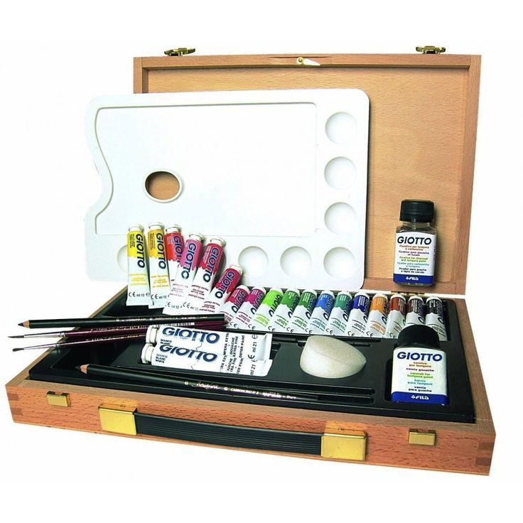 Set Tempere - Giotto - 507400 - Kit per giovani artisti - lalberoazzurro.net
