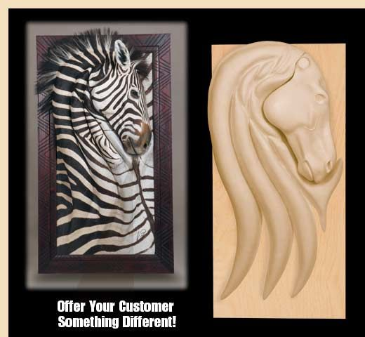 Taxidermy Wall Art Creates A New Offering For Your Customers Product 2016 From Mckenzie Supply
