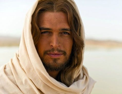 Diego Morgado as the Son of God. Not only is he a beautiful man, but his portrayal of Jesus is the best I've ever seen. His mere look evokes warmth, understanding, tolerance & LOVE. Even my husband commented on this.