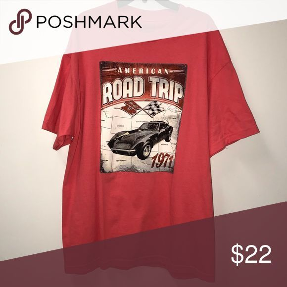 ⭐️American Road Trip Graphic Tee American Road trip Graphic Tee  New without…