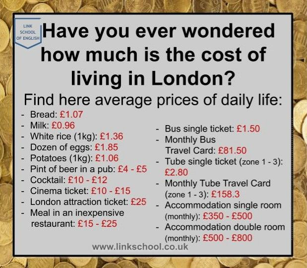 Cost Of Living In Scotland