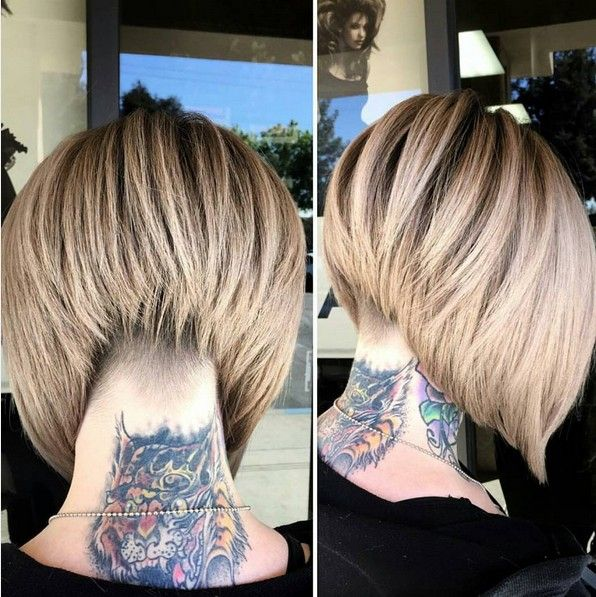 #hair #hairstyle #hairstyles Are you not in love with this hairstyle? Yessss would you like to visit my site then? #haircolour #haircolor #hairdye #hairdo #haircut #braid #straighthair #longhair #style #straight #curly #blonde #hairideas #braidideas #perfectcurls #hairfashion #coolhair Pretty court Bob Haircut pour cheveux épais